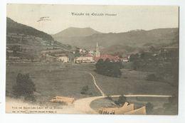88 Vosges - Vue De Raon Les Leau Et Le Donon Vallée De Celles 1905 - Andere Gemeenten