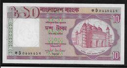 Bangladesh -  10 Taka - Pick N°26 - SPL - Bangladesh