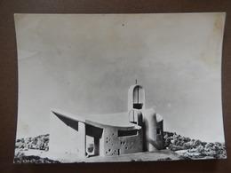 70 - RARE - RONCHAMP - MAQUETTE DE LA FUTURE CHAPELLE DE NOTRE DAME DU HAUT - R13944 - France