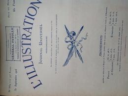 L'ILLUSTRATION N° 3839 Du 30 SEPTEMBRE 1916 - Newspapers