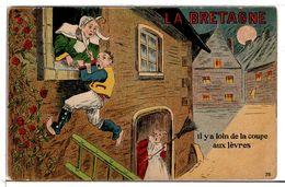 LOT  DE 30 CARTES  POSTALES  ANCIENNES  HUMORISTIQUE  N103 - Cartes Postales
