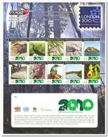 Trinidad & Tobago 2010, Postfris MNH, London 2010 Stamp Exhibition - Trinidad En Tobago (1962-...)