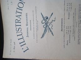 L'ILLUSTRATION N° 3917 Du 30 MARS 1918 - L'Illustration