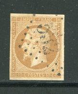 Y&T N°13B- Gros Chiffre 532 - Storia Postale (Francobolli Sciolti)