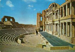 Libya/Libia/Libye - Roman Ruine - Via Yugoslavia.nice Stamp - 1961 Inauguration Of First Libyan Petrol Pipeline - Libya