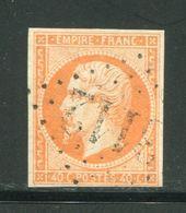 Y&T N°16- Gros Chiffre 3112 - 1853-1860 Napoléon III