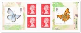 Engeland 2013, Postfris MNH, Butterflies - 1952-.... (Elisabetta II)