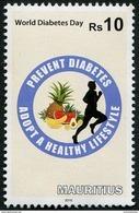 Mauritius (2016) - Set -   /  Diabetes - Sante - Health - Medicine