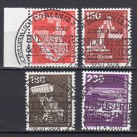Bund   990 - 994    Gestempelt - [7] República Federal