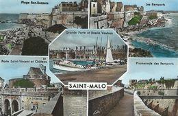 35 - SAINT-MALO - Multi-Vues - Saint Malo