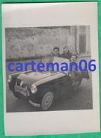 Automobile - Voiturette Mochet G.M 125 De Luxe - Format  8.2 X 6 Cm - Automobiles