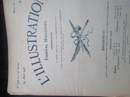 L'ILLUSTRATION N° 3938 Du 24 AOUT 1918 - Newspapers