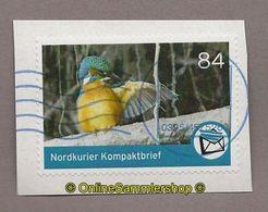(L13) Privatpost  - Nordkurier - Eisvogel - Vögel