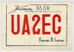 STALINGRAD  U.S.S.R   UA 2 EC   GREGORY  A. LEVITAN    2 SCAN      (USATA) - 1923-1991 URSS