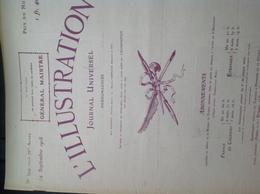 L'ILLUSTRATION N° 3941 Du 14 SEPTEMBRE 1918 - Zeitungen