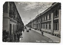 REGGIO CALABRIA - CORSO GARIBALDI VIAGGIATA  FG - Reggio Calabria