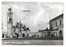 SENORBI - PIAZZA CHIESA S.BARBARA - NV  FG - Cagliari