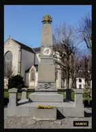 29  HANVEC  ... Monument Aux Morts - France