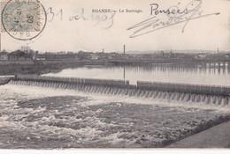 42 / ROANNE / LE BARRAGE / - Roanne