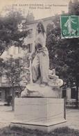 42 / SAINT ETIENNE / LE TERRASSIER / PLACE PAUL BERT - Saint Etienne