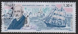 5140 - Jean-Baptiste Charcot - Oblitéré(cachet Rond) - Année 2017 - Gebruikt