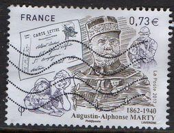 5190 - Augustin-Alphonse Marty - Oblitéré - Année 2017 - Gebruikt