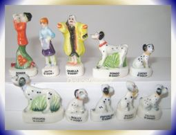 Dalmatiens Les 101 .. Série Complète .. Ref AFF : 16-1996 ... (pan 0042) - Disney