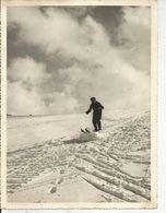 SKIEUR A L EPOQUE  (pas De Batons) - Sports D'hiver