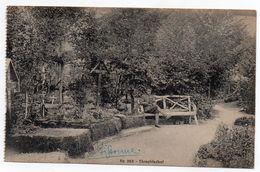 Cpa 02 Sissonne (Aisne) Ehrenfriedhof (Carte Allemande - Cimetière D'honneur) - Sissonne