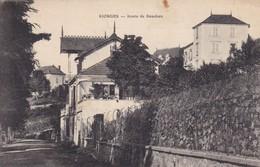 42 / RIORGES / ROUTE DE BEAULIEU / RARE - Riorges