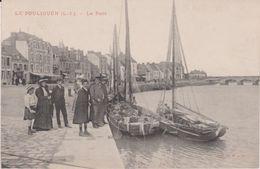 Loire  Atlantique :  LE  POULIGUEN  : Le  Port - Le Pouliguen