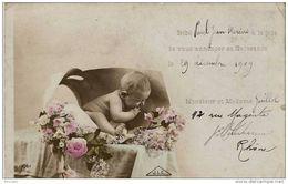 VILLEURBANNE : Naissance D'un Enfant En 1909  ................ Lot 570 ................ 2981 - Villeurbanne