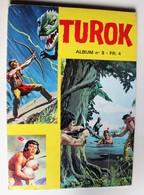 Livre BD 1973 TUROK N°3 Album Triple - Andere