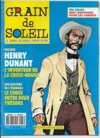 Grain De Soleil,le Journal Des Enfants Curieux De Dieu - Libri, Riviste, Fumetti