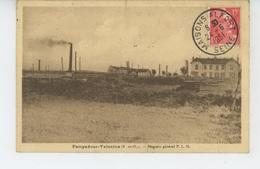 VALENTON - POMPADOUR - Magasin Général P.L.M. - France