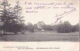 Lier En Omstreken Het Kasteel De Bist Kessel Circulée En 1904 - Lier