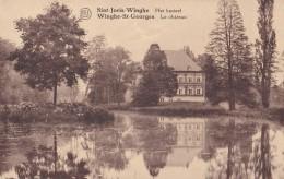 Sint-Joris Winghe Het Kasteel Circulée En 1928 - Tielt-Winge