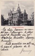 Château De Buresse Circulée En 1924 - Binche