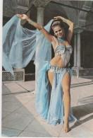 """Bn - CPM Danseuse Du Ventre - Ahlem """"Etoile D'Orient"""" - Tunis - Dance"""