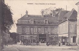 Vernon Rue D'Albuféra Et Rue Ricquier - Vernon