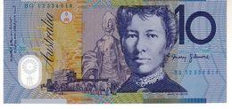 Australia P.58f  10 Dollars 2012  Unc - Emissioni Governative Decimali 1966-...