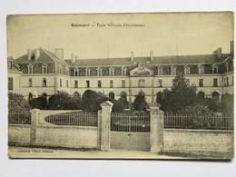 C.P.A. 29 QUIMPER : Ecole Normale D'Instituteurs - Quimper