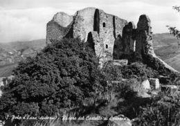 Cartolina San Polo D' Enza Rudere Castello Di Canossa - Reggio Nell'Emilia