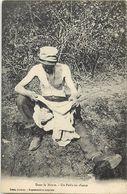 - Themes - Ref-A475- Guerre 1914-18- Dans Le Meuse - Poilu En Chasse - Pou -poux - Insecte -  Insectes - Carte Bon Etat - Guerre 1914-18
