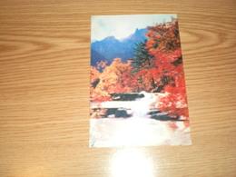 3 D Postcards The Sonhwa Gye Valley In Mt Oe Kumgang - Korea, North