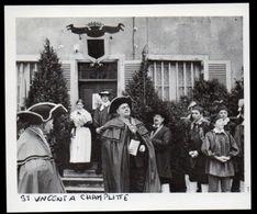 1980  --  LA SAINT VINCENT A CHAMPLITTE  BOURGOGNE   3P204 - Alte Papiere