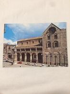 Cartolina-Bitonto-Cattedrale Sec. XI-XII Facciata Lato Sud - Bitonto