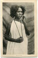 CPA - Carte Postale - Somalie - Femme Somali  (CPV1139) - Somalia