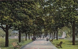 Massachusetts Lawrence The Lawrence Common 1909 - Lawrence