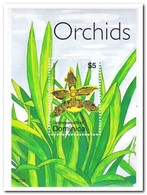 Dominica 2007, Postfris MNH, Flowers, Orchids - Dominica (1978-...)